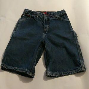 Tommy Hilfiger Denim Carpenter Shorts  Boy's sz 14
